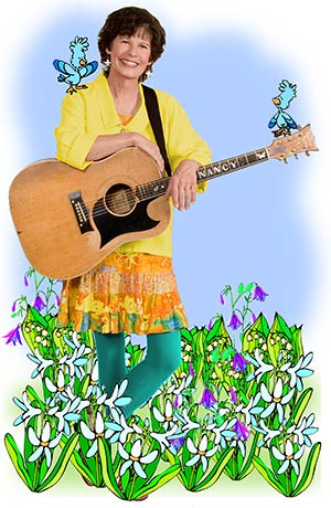 Nancy Stewart - Children's recording artist